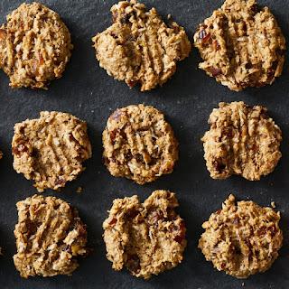 No-Sugar-Added Oatmeal Cookies.
