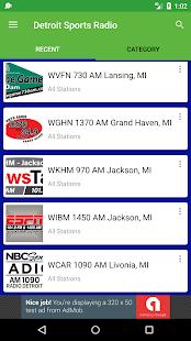 Detroit Sports Radio - náhled