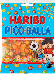 Haribo Pico Balla Fruit Jellies - 175g