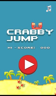 Tiny Crab- screenshot thumbnail