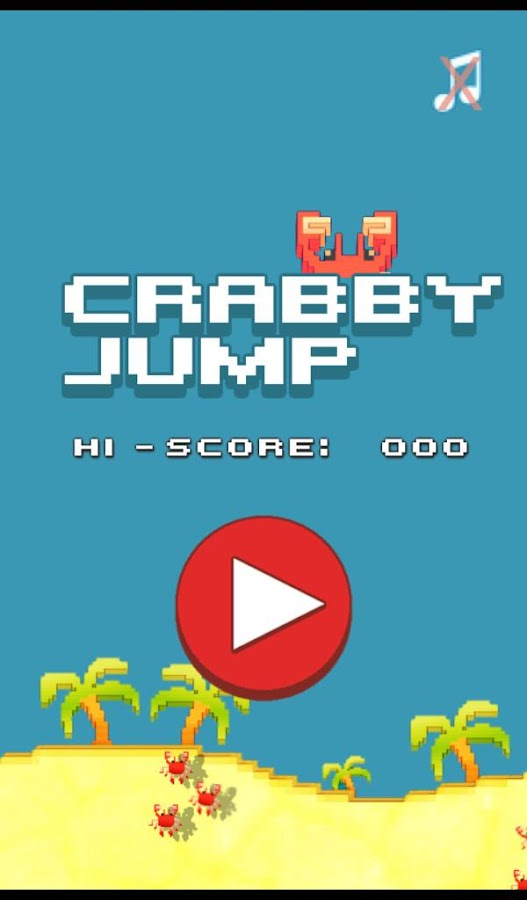 Tiny Crab- screenshot