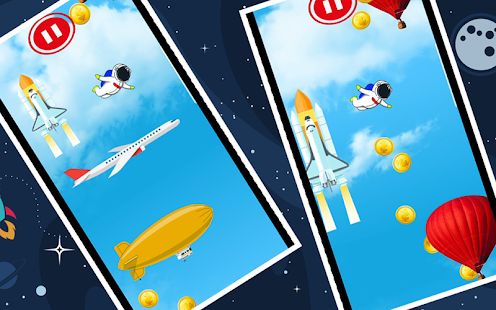 Felix Baumgartner - Jump Space - náhled