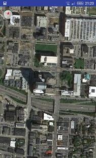 elvira - Map view - náhled