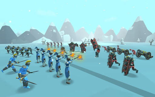 Epic Battle Simulator 2 - screenshot