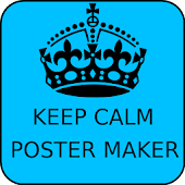 Keep Calm Poster Maker