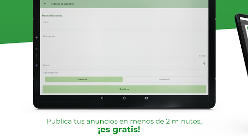 Milanuncios: Segunda mano, motor, pisos y empleo android2mod screenshots 14