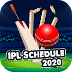 IPL Schedule 2020 - Live Score, Point Table icon
