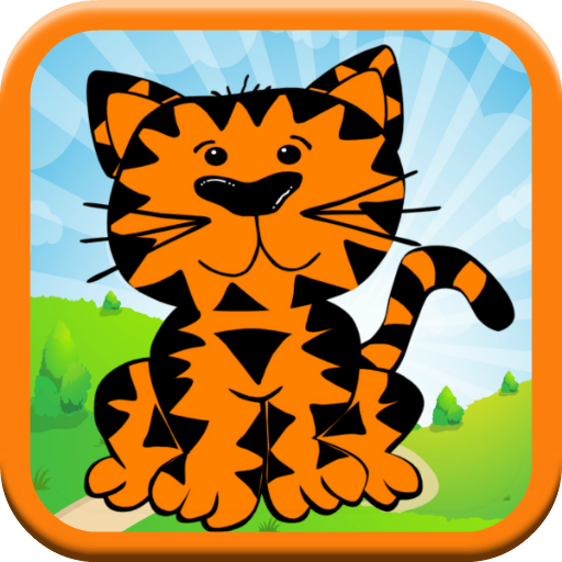 Cat Kitten Game: Kids - FREE