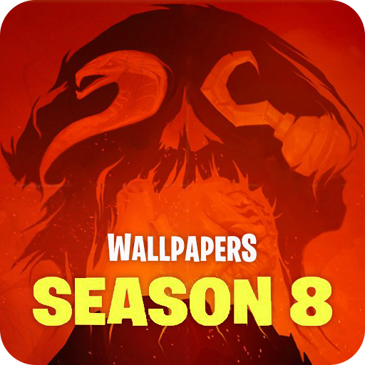 Battle Royale Wallpapers - Season 8 Icon