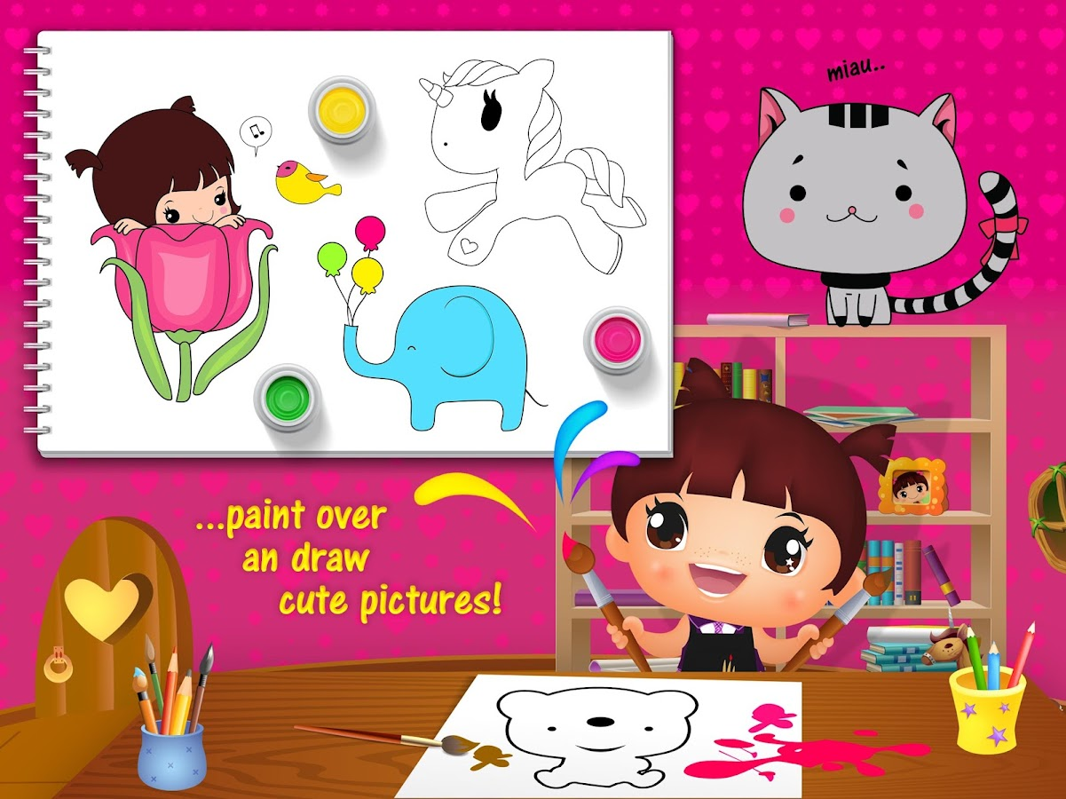 Sweet Little Emma Playschool 2- screenshot