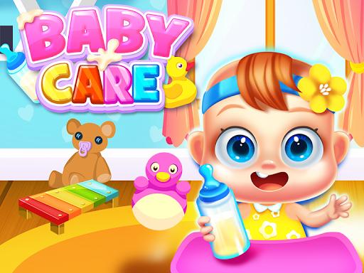 My Baby Care - Newborn Babysitter & Baby Games Apk 2