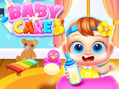 My Baby Care – Newborn Babysitter & Baby Games 2
