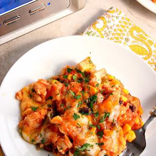 Southwestern Crock-Pot Chicken and Rice.