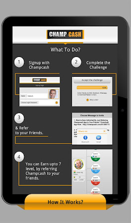 Champcash Earn Money Free 2.2.6 screenshot 278331
