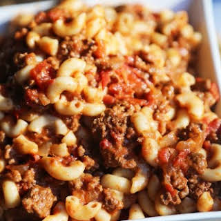 Crock Pot Ground Beef Macaroni Recipes.