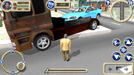 4 Miami Crime Simulator 2 App screenshot