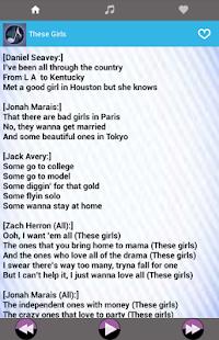 Music Why Don't We Lyrics - náhled
