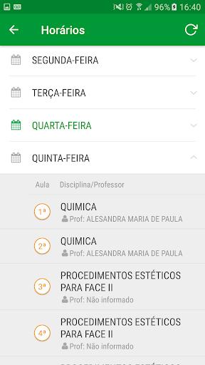 Aluno Online SEDUC-CE 1.2 screenshots 4