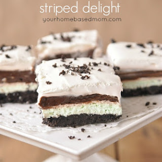 Mint Striped Delight and $25.00 Walmart Gift Card Giveaway