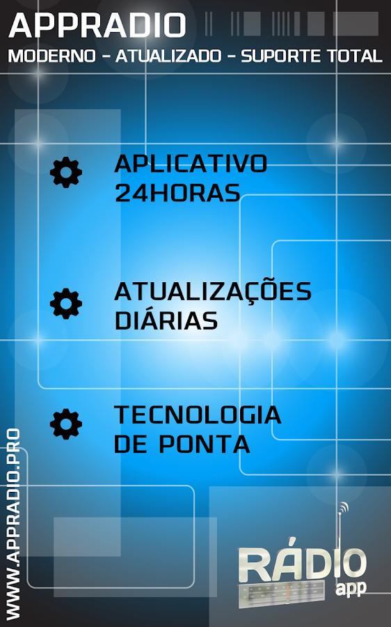 Rádio Alternativa FM- screenshot
