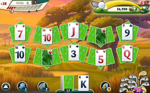 Fairway Solitaire screenshot 02