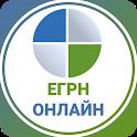 ЕГРН онлайн: проверка недвижимости через Росреестр icon