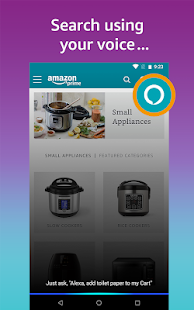App Amazon Shopping - Search Fast, Browse Deals Easy APK for Windows Phone