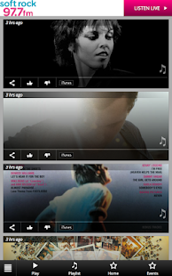 soft rock 97.7 FM- screenshot thumbnail