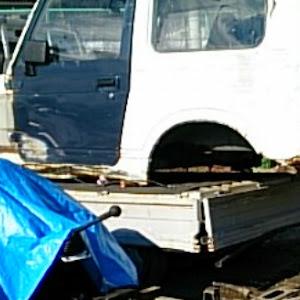 ジムニー JA22W 物置仕様2号車のカスタム事例画像 アクスルシャフトさんの2018年07月03日21:23の投稿