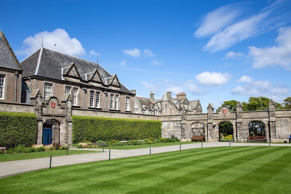Szkocja, Uniwersytet St Andrews