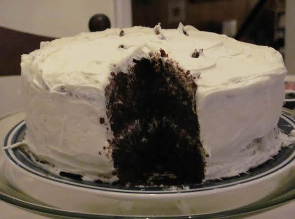 This Cake Is Super Moist And So Easy To Make.