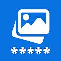 Photo Vault : Hide Photo & App lock icon