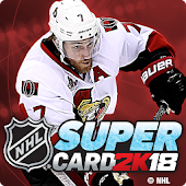 NHL SuperCard 2K18: Online PVP Card Battle Game