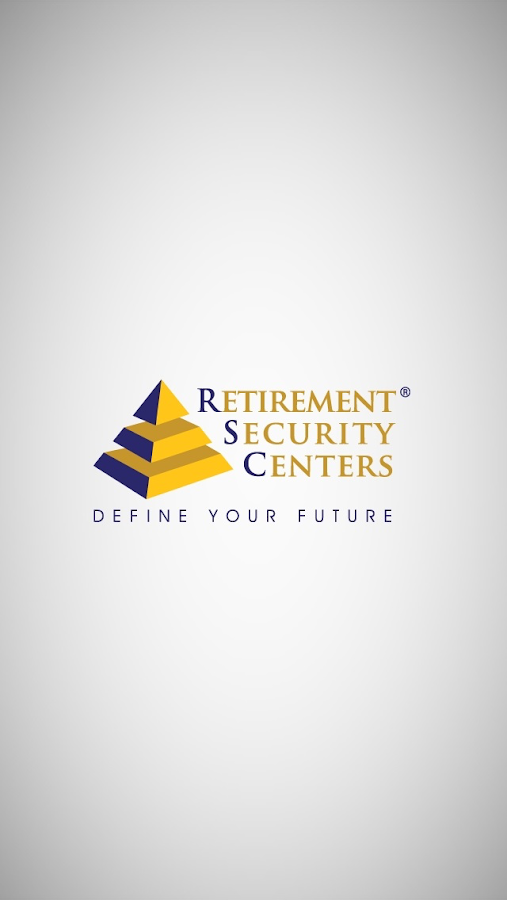 Retirement Security Centers- screenshot