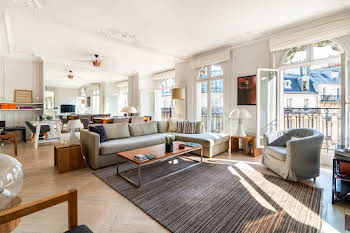 Appartement meublé 5 pièces 130,05 m2