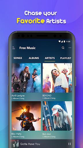 Free Music - Music Player, MP3 Player 10.2.4 Screenshots 5