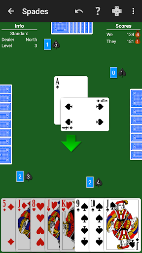 Spades by NeuralPlay 3.43 2