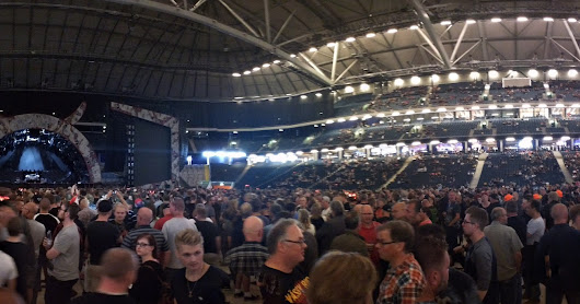 AC/DC Solna, July 19th 2015 - For those about to rock.