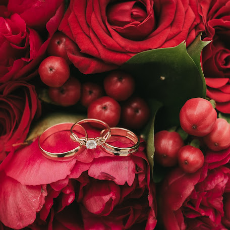 Wedding photographer Vyacheslav Kuzin (KuzinART). Photo of 01.12.2017