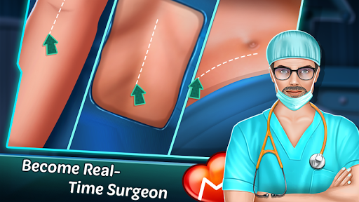Multi Surgery Hospital Doctor Games 1.0.3 Mod screenshots 3