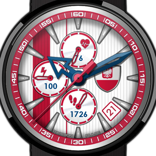 POLAND Polska watch face | Fitness