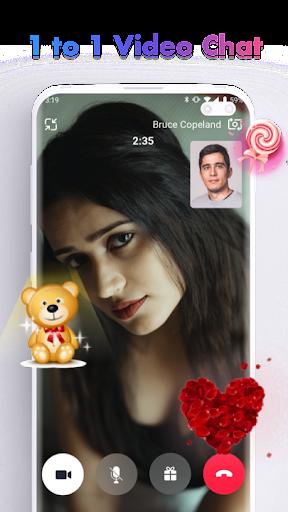VidChat-Stranger Online Video Chat & Make Friends screenshot 2