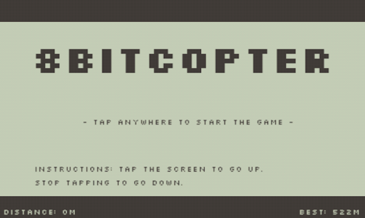 8bit copter – Apps on Google Play