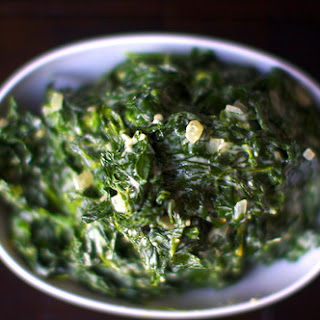 Creamed Spinach With Canned Spinach Recipes