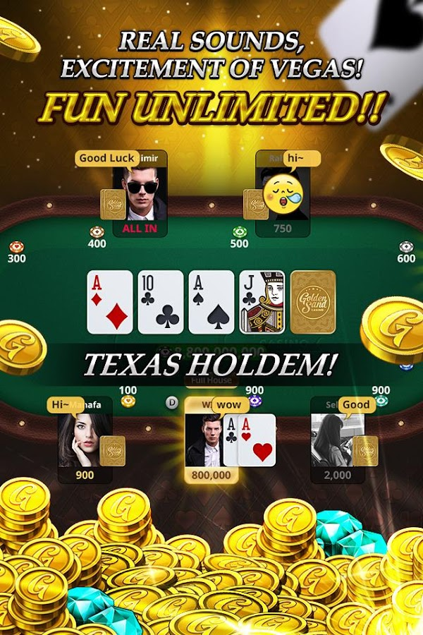 HANGAME - Baccarat & Hold'em- screenshot