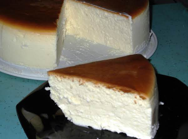 The Best New York Cheesecake