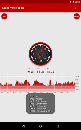 Sound Meter 1.61 6