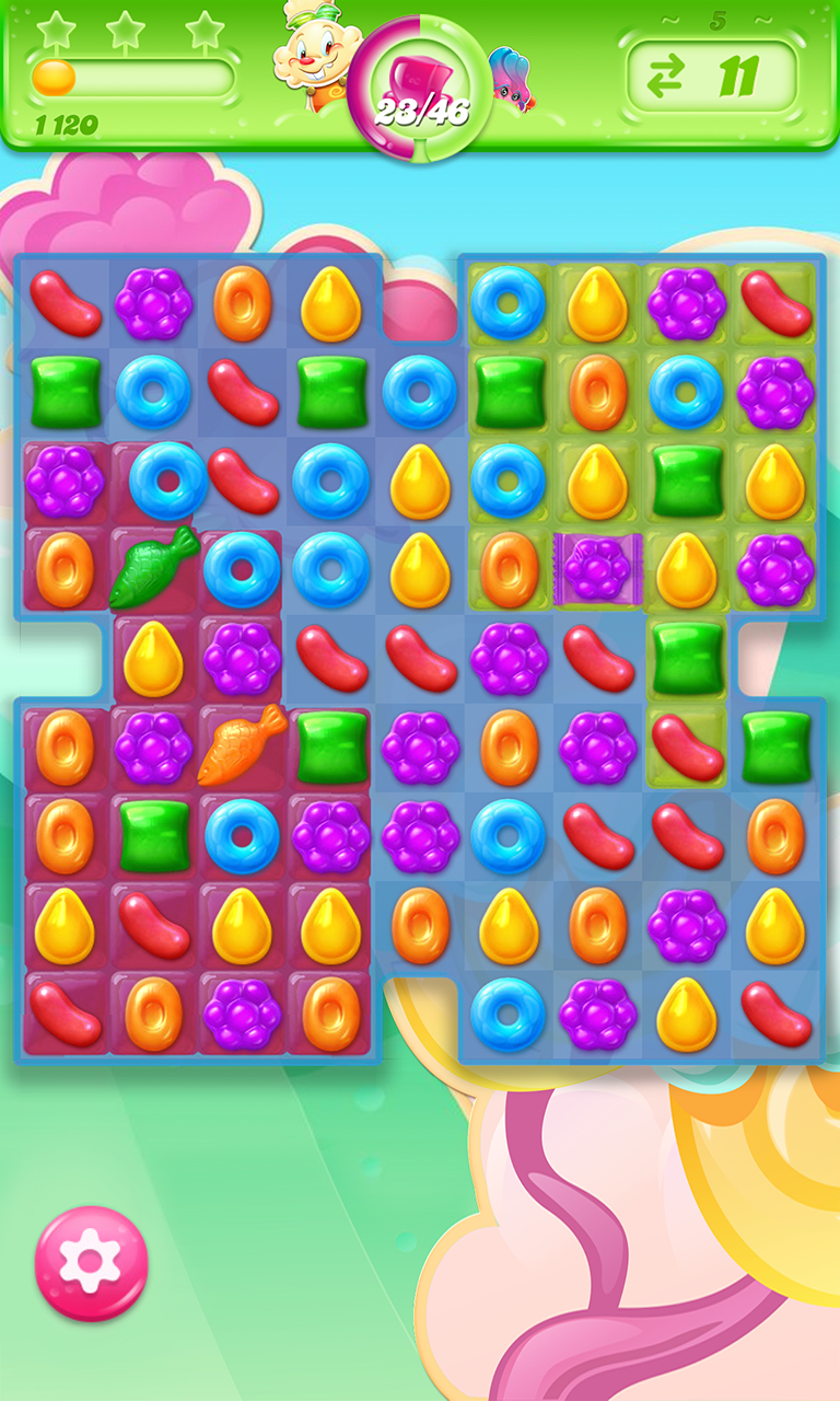 Candy Crush Jelly Saga Screenshot 5