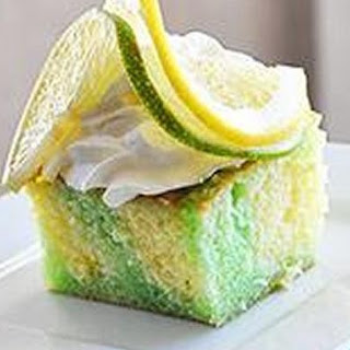 Lemon-Lime Poke Cake