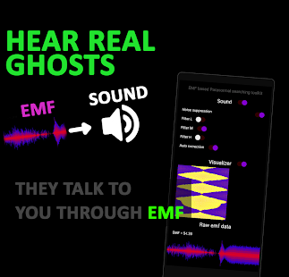 Download EMF Ghost Detector: Communicator and finder For PC Windows and Mac apk screenshot 1